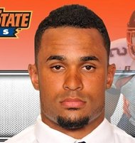 Senior All-MEAC cornerback Joe Rankin