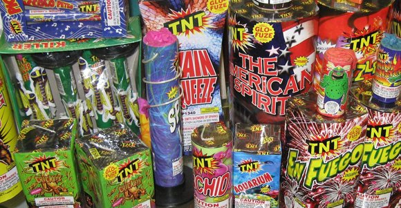 GARDENA, Calif. — Starting Friday, safe and sane fireworks — ones that don't fly or explode — will be allowed ...