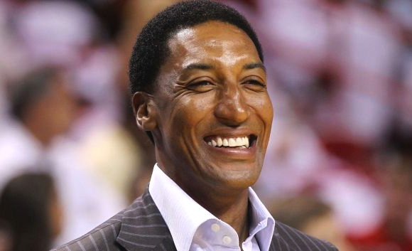 MALIBU, Calif. — Former NBA star Scottie Pippen was questioned today about a fight in Malibu in which he alleged ...