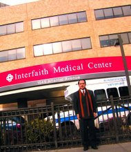 Interfaith President and CEO Luis A. Hernandez