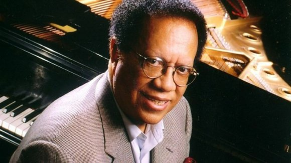 "Jazz pianist Cedar Walton called into my show ""Topically Yours"" at www.BlakeRadio.com, Rainbow Soul, to talk about his upcoming concert ..."