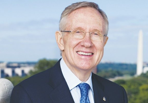 In what has to be the strongest statement by the leader of the United States Senate, Sen. Harry Reid said ...