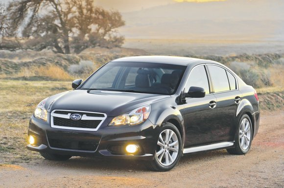 Japanese carmaker Subaru is best known for its sturdy and versatile station wagons. But one of its best vehicles, the ...