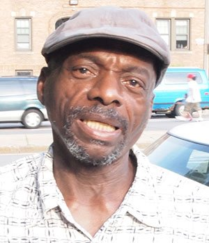 Supermarkets in the community should carry more health food. If you want something healthy, you have to go to another neighborhood. Arthur Weeks, Community Activist, Roxbury