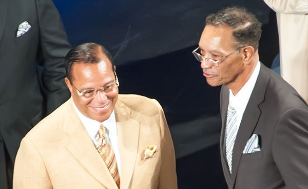 On June 2, Minister Don Muhammad and Muhammad's Mosque #11 hosted The Honorable Louis Farrakhan to a packed house at the Strand Theatre in Dorchester, Mass.