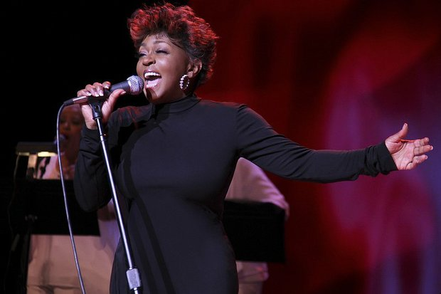 Anita Baker will perform at Wolf Trap in Vienna, Va., on Saturday. (Courtesy of Anita Baker)