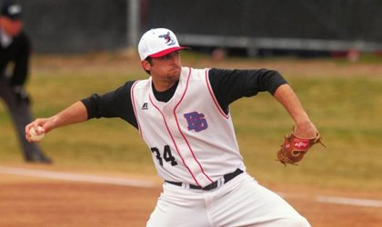 Former Delaware State University pitcher Jordan Elliott signed a contract with the Frontier Professional Baseball.