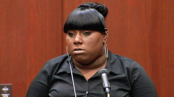 SANFORD, Fla. — Taking the stand on the third day of the George Zimmerman trial, a friend of Trayvon Martin ...
