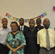 Graduates from the D.E.N.T Program