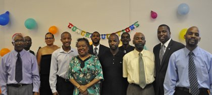 On Saturday, June 22, 2013, 10 adults from underserved communities in East Baltimore graduated from a free program that will ...