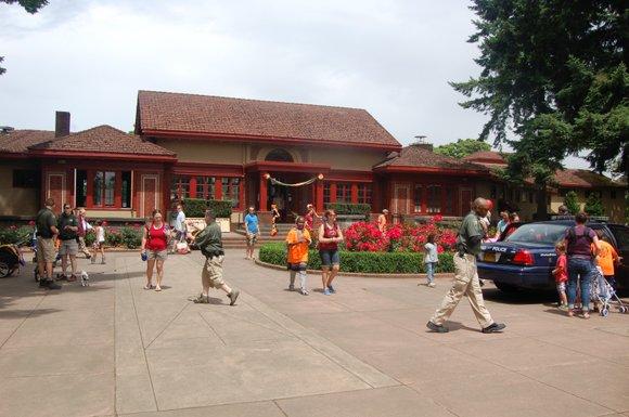 Historic park celebrates 100 years