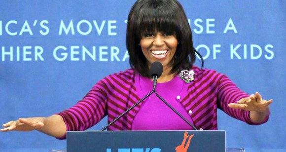 First lady Michelle Obama along with the Department of Education and the Department of Agriculture announced last week the winners ...
