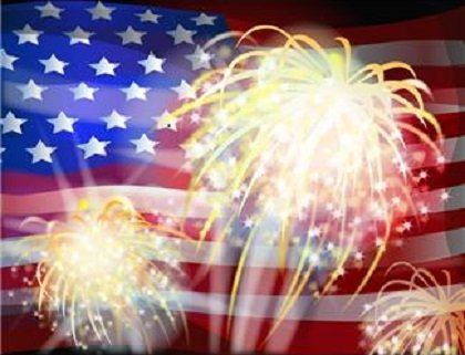 The 4th of July means patriotism, cookouts and fireworks. You can handle patriotism with the best of them, but a ...