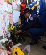 Mandela Flowers