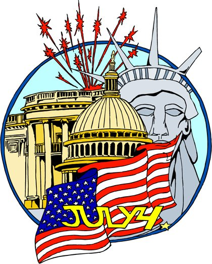 Director Alfred H. Foxx reminds everyone that Independence Day, Thursday, July 4, 2013, is a City holiday. Department of Public ...