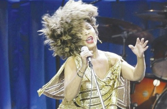 """Rock icon Tina Turner began singing what was termed """"soul with the grease"""" with ex-husband Ike as the Ike & Tina Turner Revue. She changed genres in the early 80s and went on sold-out football stadiums as a rocker."""
