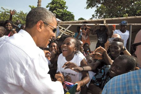 President Barack Obama concluded his trip to Africa Tuesday after making a final pitch for partnership at a Tanzanian power ...