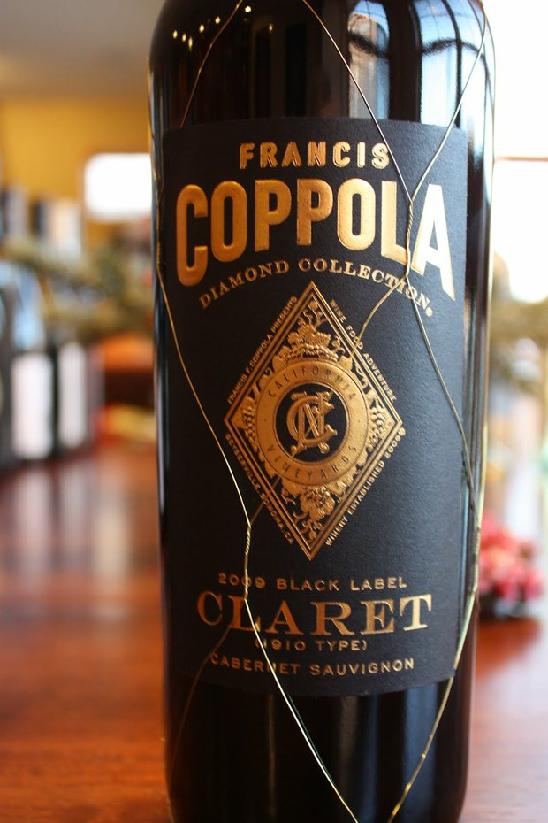 Wine of the Week: Francis Coppola Diamond Collection Claret 2010 ($18)