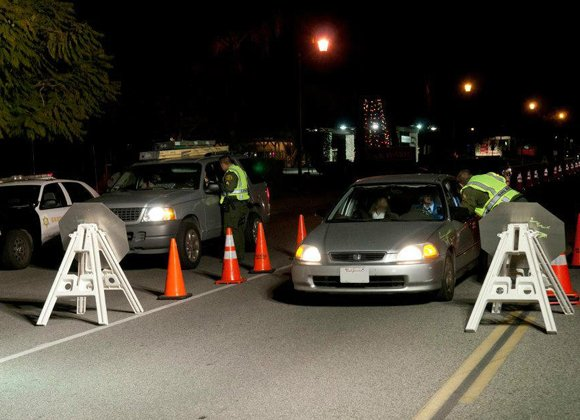 LOS ANGELES, Calif. — Nearly 700 people were arrested for driving under the influence of alcohol or drugs this holiday ...