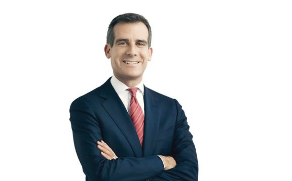 LOS ANGELES, Calif. — Mayor Eric Garcetti began his second week in office today by telling top city officials to ...