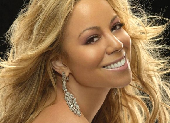 """Mariah Carey is """"fine"""" a day after an accident during a video shoot in New York on Sunday night, her ..."""