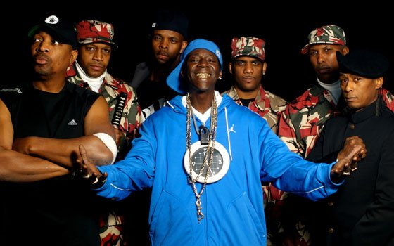 Public Enemy is among the 2013 Rock and Roll Hall of Fame inductees.