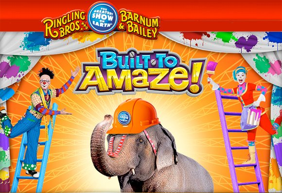 LOS ANGELES, Calif. — The Ringling Bros. and Barnum & Bailey circus will begin a seven-day run at Staples Center ...