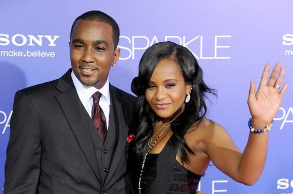 Nick Gordon, Bobbi Kristina Brown's boyfriend, says he hates her father, singer Bobby Brown. The conflict is one of many ...