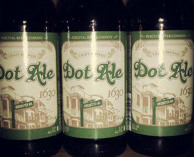 Percival Beer Company's Dot Ale