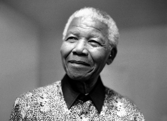 As Nelson Mandela lies ill in a South African hospital, the world celebrates his 95th birthday Thursday, honoring his legacy ...