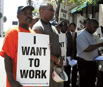 The Black unemployment rate for June 2013 continues at 13.7 percent, which according to the Bureau of Labor Statistics is ...