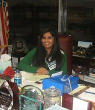 """""""The best internship I ever had was in the district office for Congresswoman Eddie Bernice Johnson,"""" says former intern Anam Iqbal. """"While the internship was unpaid, the experience was priceless. I met many local political figures ... and many lifelong friends in the office."""""""