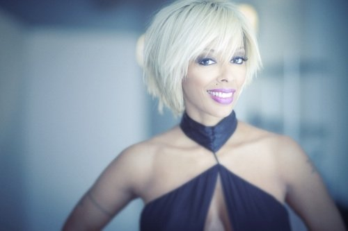 Celebrity hairstylist Shirley Gordon