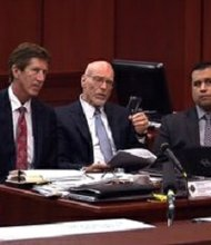 George Zimmerman Trial continues Thursday, July 11, 2013.