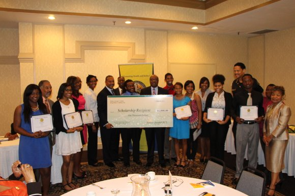 More than a dozen high school and college students from the region were awarded scholarships by a local chapter of ...