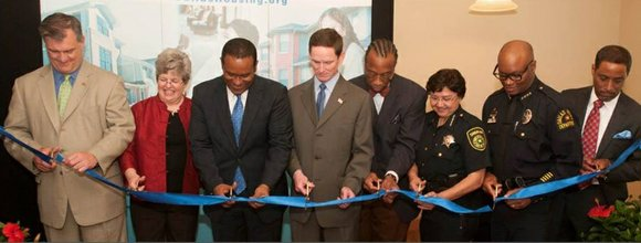 On May 30, Mayor Mike Rawlings and County Judge Clay Jenkins joined the Dallas Housing Authority as it unveiled Renaissance ...
