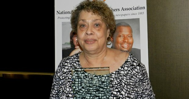 Mary Alice Thatch, named Publisher of the Year by NNPA