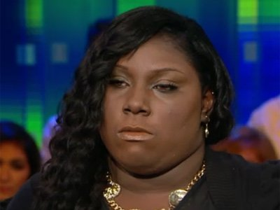 Rachel Jeantel spoke candidly in an interview Monday night with CNN's Piers Morgan. (Courtesy photo)