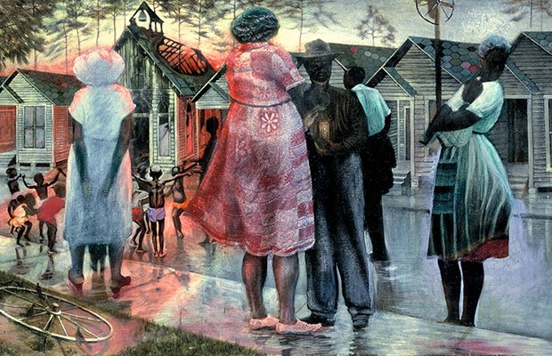 "Peabody Essex Museum Features African American artists with new exhibit ""In Conversation: Modern African American Art""