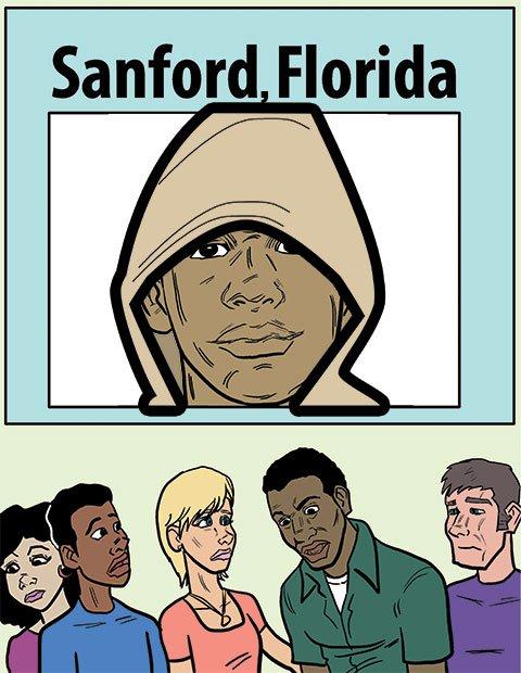 """We will always remember Trayvon Martin"""