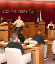 Antelope Valley Community Youth Court.