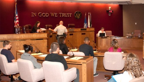 The Antelope Valley Community Youth Court (AVCYC), organized and administered by the city of Lancaster, is a proactive prevention and ...