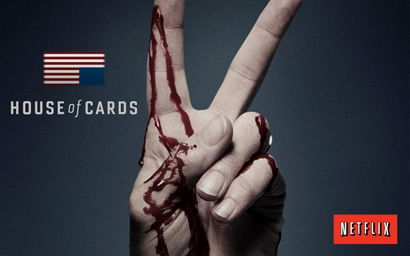 """House of Cards"" was nominated for best drama for the 65th Primetime Emmy Awards."