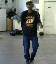 Marvin McDowell at the UMAR Boxing and Youth Development Center located at 1217 North Avenue in West Baltimore. McDowell, a Baltimore native has operated the center since 1996.