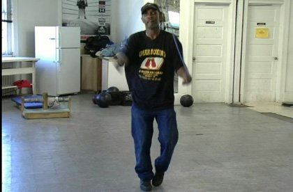 """Marvin has always been dedicated, he loves boxing and he loves the children here in Baltimore,"" said Kevin Grace, an ..."