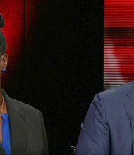 Trayvon Martin's parents Sybrina Fulton and Tracy Martin told CNN's Anderson Cooper on Thursday, July 18, 2013 that it has been very difficult for them in the aftermath of the jury verdict that found George Zimmerman not guilty in the killing of their son.