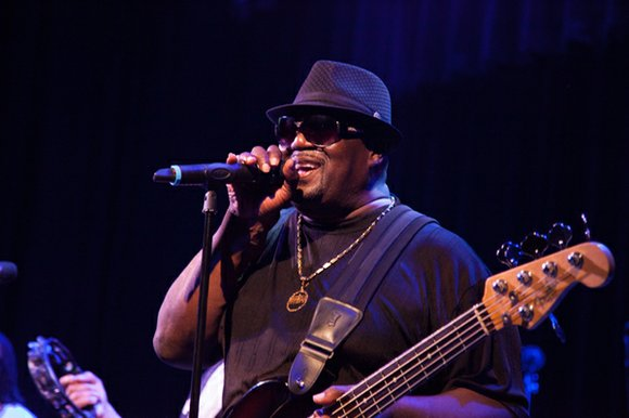 """Known for their """"very raw and hardcore"""" style of go-go, Trouble Funk and their legendary frontman Big Tony is one ..."""
