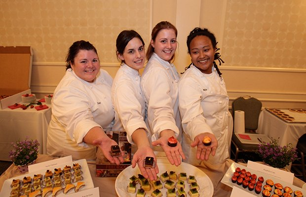 6TH ANNUAL HOME SWEET HOME: New England Premier Dessert and Wine Tasting Competition