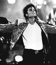 Michael Jackson, circa 1988.