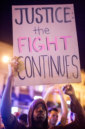 TALLAHASSEE, Fla. — Florida Gov. Rick Scott met with protesters overnight and defended his position to not amend his state's ...